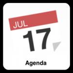 Agenda tableau entre e