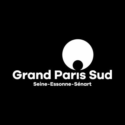 Grand paris sud monochrome white