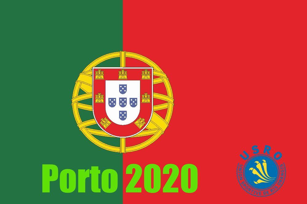 Montage drapeau portugal usro