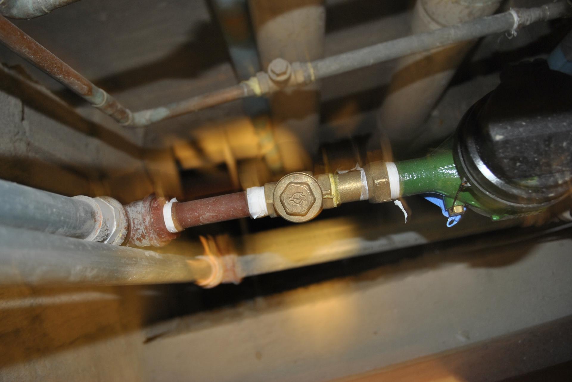 Tuyaux plomberie